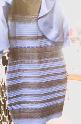 Das Kleid - (Farbe, Kleid, schwarz)