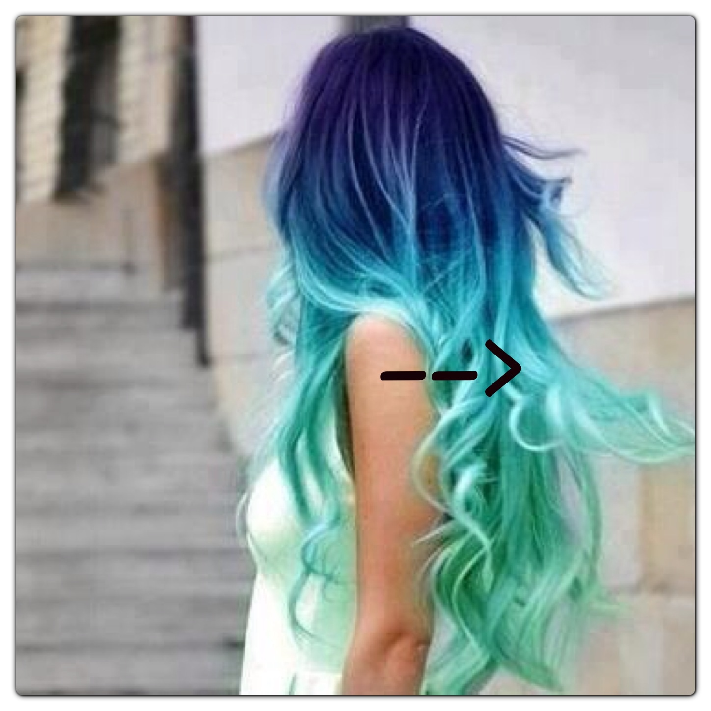 14 clip in extensions echthaar ombre auff 228 llige braune haare mit highlights look. Black Bedroom Furniture Sets. Home Design Ideas
