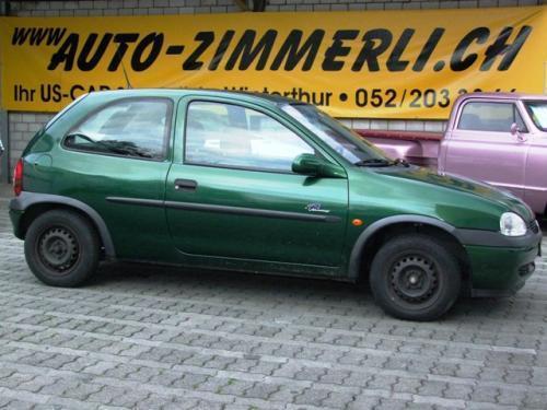 Opel:) - (Opel, grün, farbnummer)