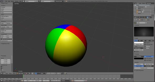 Blender - (3D, Blender, rendern)
