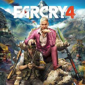 FarCry4  - (PS4, Playstation 4, kein-ton)