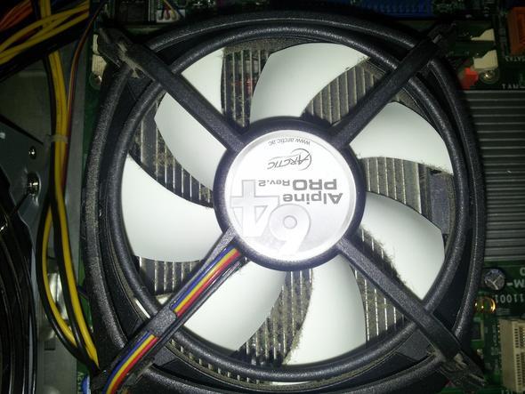 CPS Lüfter - (Computer, cpu, Lüfter)