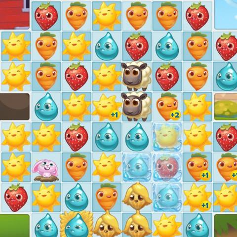 Hier ein Bild  - (Spiele, Candycrush King Saga)
