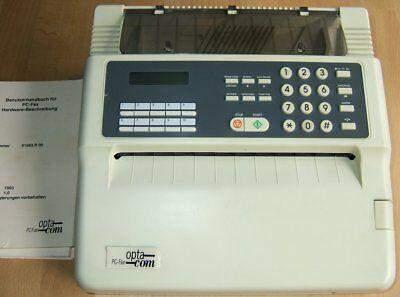 Fax an PC anschließen (Windows 3.11)?