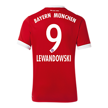 Lewandowski - (Fußball, Schriftart, FC-Bayern)
