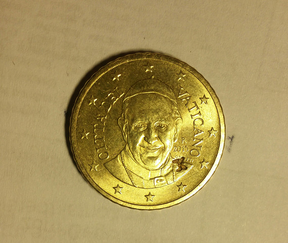 Bild der Münzenrückseite - (Muenzen, Sammler)