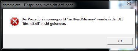 Der Fehler - (Google, Browser, Chrome)