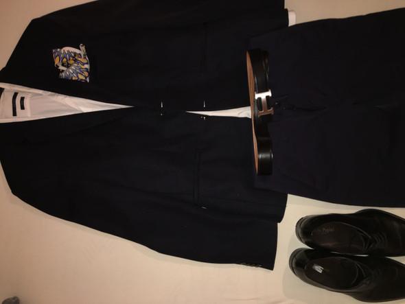 Unterschiedliche Farben - (Mode, Farbe, Anzug)