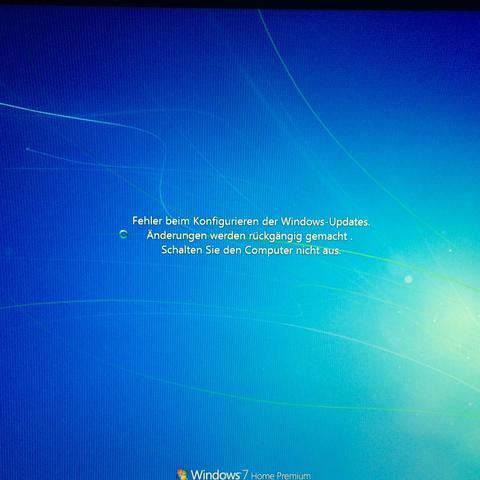 Windows Fehler Log