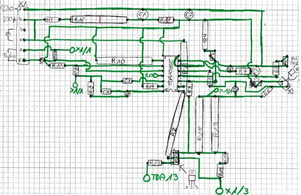 Verdrahtung - (Elektronik, Elektrik, Elektrotechnik)