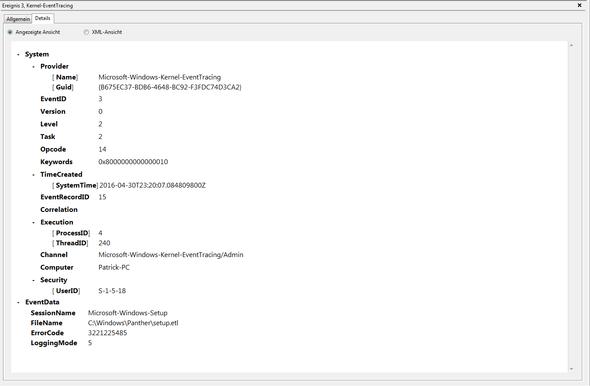 Windows Update Fehler - (Computer, PC, Software)