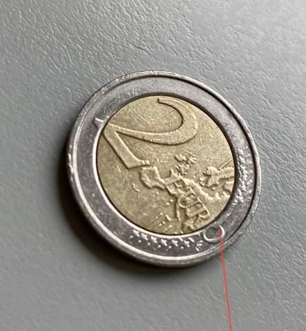- (Münzen, Fehlprägung)