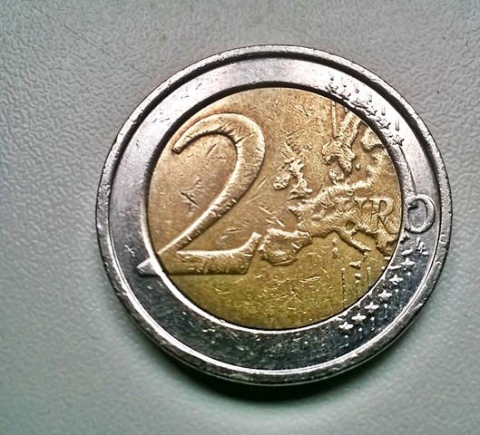 Fehlprägung Mit Wert Oder Fälschung Münzen