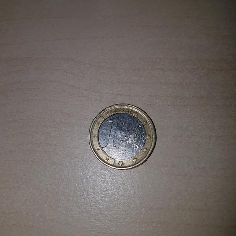 Fehlprägung Oder Fälschung Geld Euro Münzen