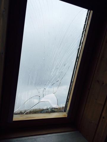 Das ist das Fenster  - (Versicherung, Fenster)