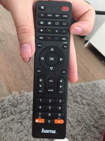 Fernbedienung Mit Fernseher Verbinden