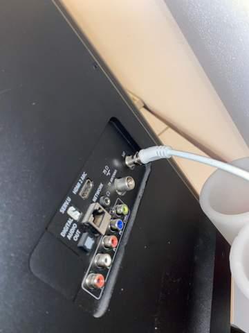 Fernseher Anschließen Kabel Kein Signal
