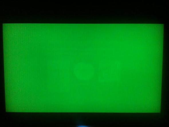 grün - (TV, Farbe)
