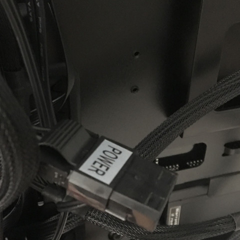 2 kabel - (Computer, PC, Technik)