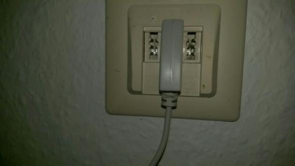Anschluss am TAE - (Telefon, Einrichtung, Festnetz)
