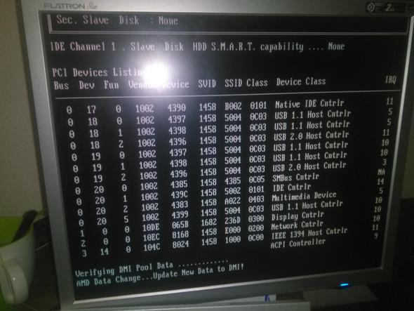 Und da geht's net  - (Computer, PC, Technik)