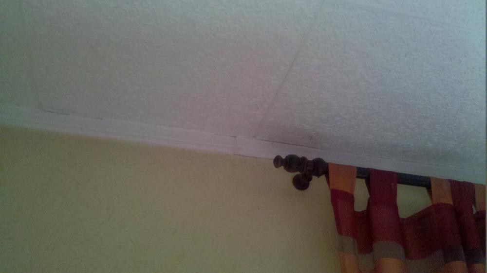 feuchte stellen an der decke woher kommen diese wohnung schimmel wand. Black Bedroom Furniture Sets. Home Design Ideas