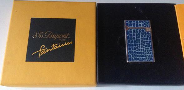 St. Dupont  - (rauchen, Zigaretten, Feuerzeug)