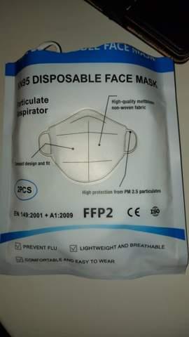 - (Maskenpflicht, FFP2 Maske )