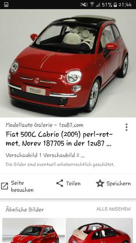 Oder rot-schwarz? - (Auto, Farbe, Fiat)