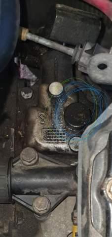 Fiat getriebe Was ist das für ein Deckel?