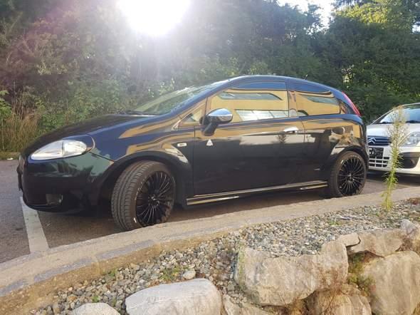 Fiat punto diesel?
