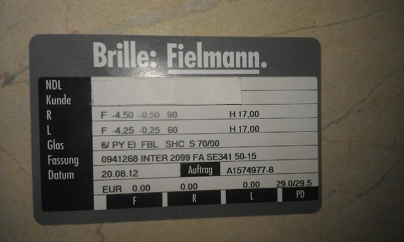 fielmann brillenpass entschl sseln wo ist der radius. Black Bedroom Furniture Sets. Home Design Ideas