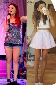 Ariana Grande Gewicht heute früher - (Sport, abnehmen, Gewicht)