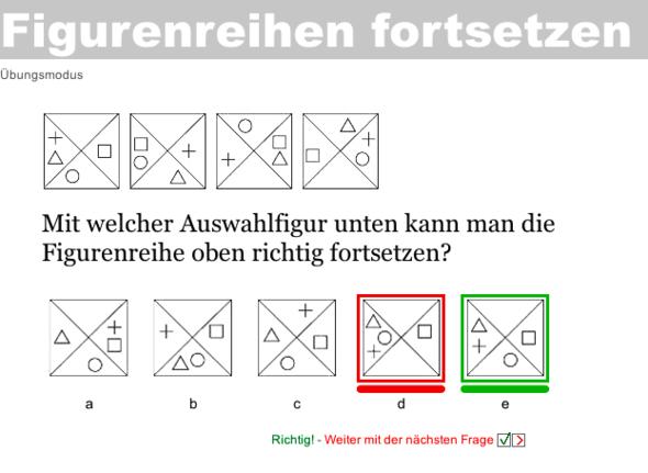 Figurenreihen Fortsetzen - Logisches Denken - Brauche Rat / Hilfe ...