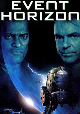 "Cover des Films ""Event Horizon"" - (Film, Horror, Thriller)"