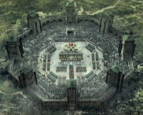 Film Hitler Aufstieg Des Bösen Architektur