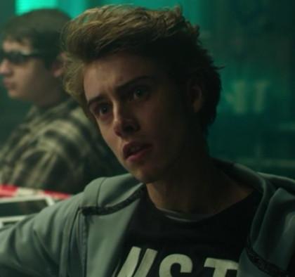 - (Film, Schauspieler, Hacker)