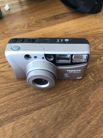 Film von point and shoot kamera entfernen?