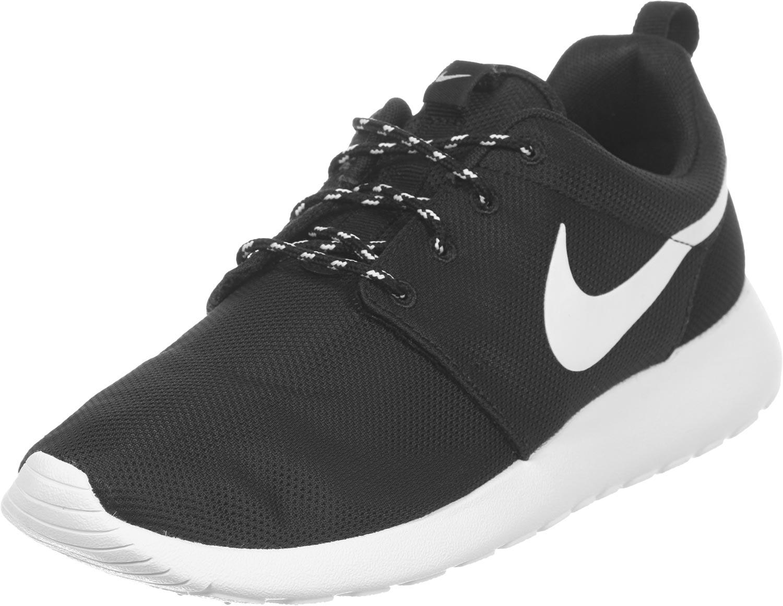 Nike Roshe Run Damen Schwarz