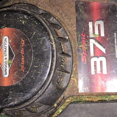 Sprint 375 - (Garten, Öl, Benzin)