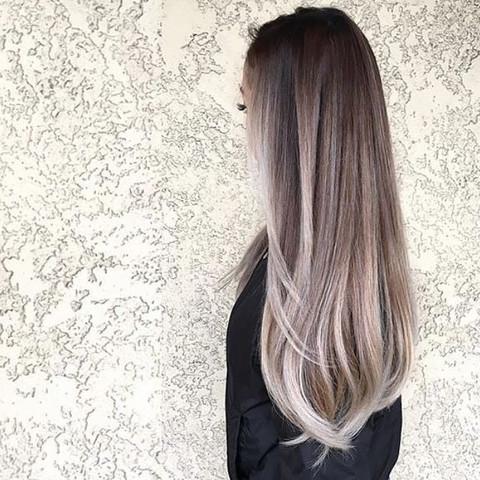 Finde meine Haare langweilig welche Farbe gefällt euch?