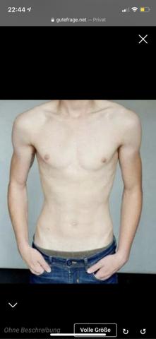 """Finden Mädchen diesen Körperbau unattraktiv und was halten ihr generell von sogenannten """"Lauch Junges"""" (an die Mädchen)?"""
