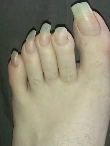 Findes ihr meine Nägel eklig?