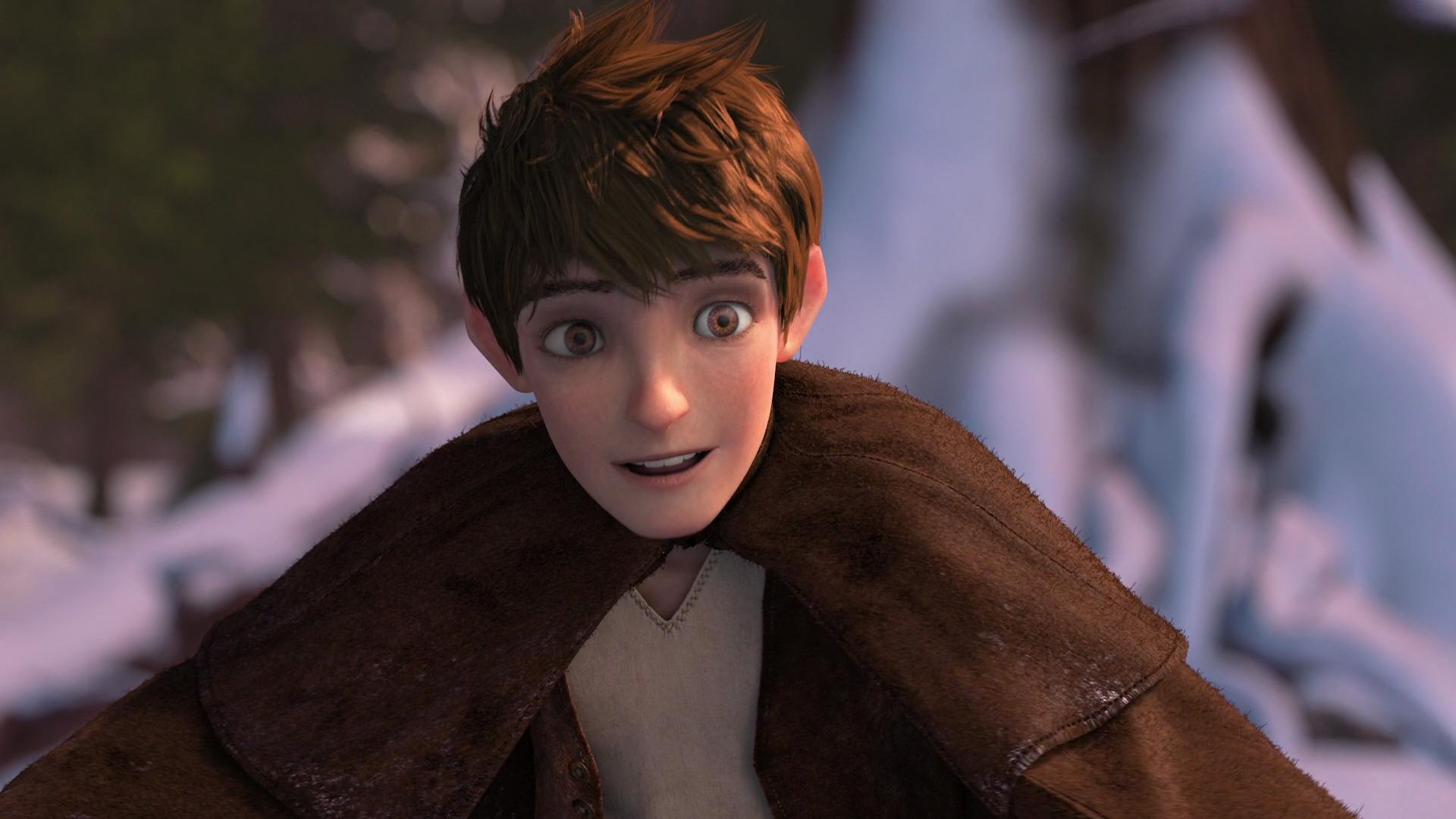 Findet ihr auch das Jack Frost Die Hüter des Lichts als