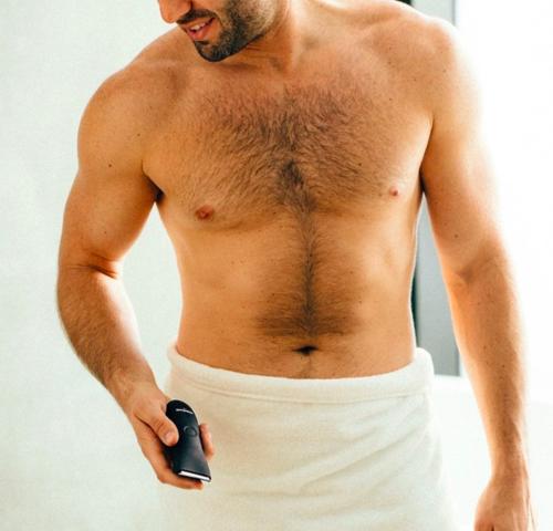 Findet ihr Behaarung bei Männern sexy?