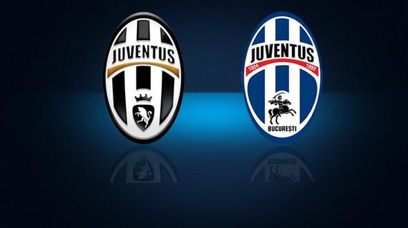 Findet ihr das Juventus Bucuresti das Logo von Juventus ...