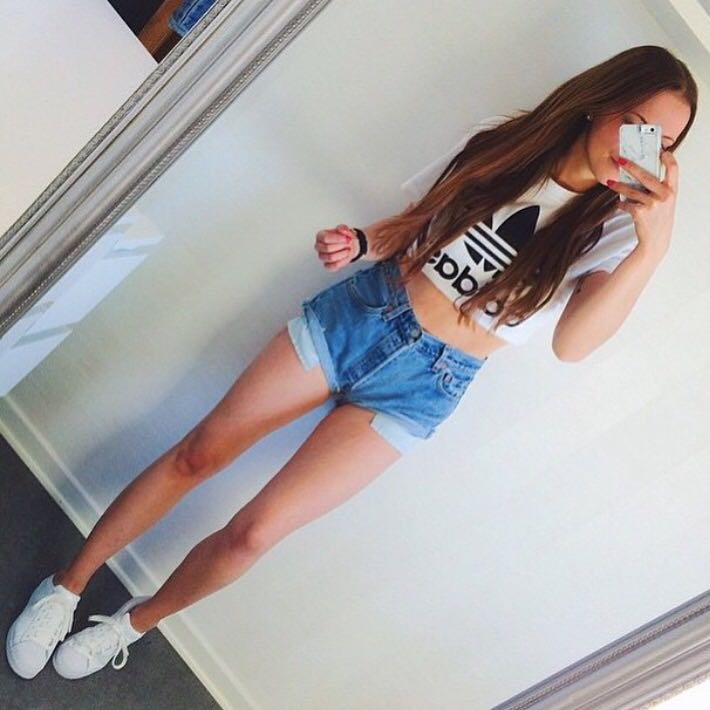 Cute jumper shorts