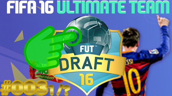 FUTDRAFT - (Youtube, Fifa, Thumbnail)