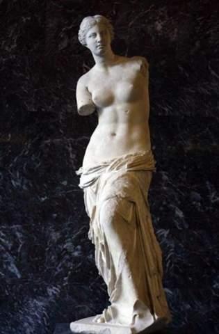"""Findet ihr die """"Venus von Milo"""" schön?"""