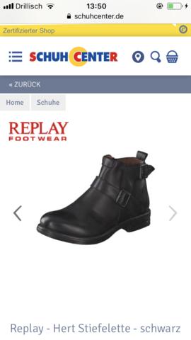 Schuh2 - (Mode, Herbst, Herrenschuhe)